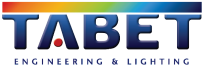 TABET Engineering & Lighting logo